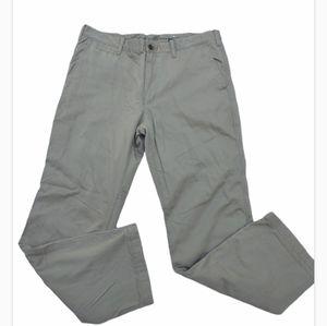 Eddie Bauer Men's Classic Flannel Chino Pants